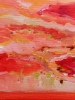 red sky #3 (6x6 in) SOLD