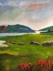 Shoreline at Ballenskelligs, (18 x 20 in) acrylic on canvas.jpg