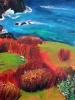 cill rialaig meadows #3, ireland (26 x 32 in)