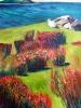 green pastures, deep waters - SOLD