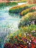 Meadows #2 (48 x 25 in) SOLD