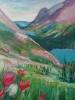 Paintbrush & Alpine Lakes (36x40 in)