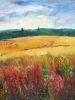 Prairie Colour, 2009 (30 x 24 in) SOLD