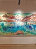 HIGH:  SHIMMERING, Lake McArthur (triptych)