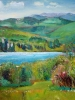 Peak Experience, Chain Lakes (40 x 48 in)  SOLD