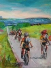 Ride Energy (20 x 20 in) SOLD