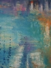 Shimmer IV (24x24 in)