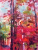 Resplendent Maples (30x22 in) SOLD