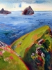 Skelligs Calling 1, (12 x 12 in) - SOLD