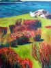 green pastures, deep waters - SOLD