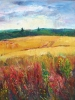 Prairie Colour, 2009 (30 x 24 in) SOLD