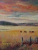 Angus, Alberta Foothills (36x48 in) SOLD
