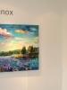 equinox feature wall, Ruberto Ostberg Gallery, Sept 20102010
