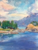 Bowen Island II  (36x48 in) SOLD